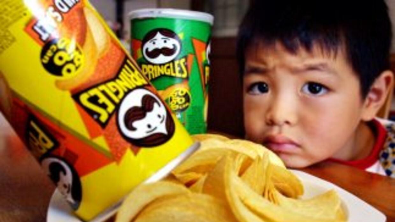Pringles fue comprada por Diamond Foods por la nada despreciable cantida...