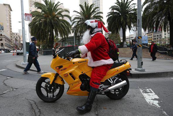Este año Santa será capaz de hacer las más extrañas, divertidas y hasta...