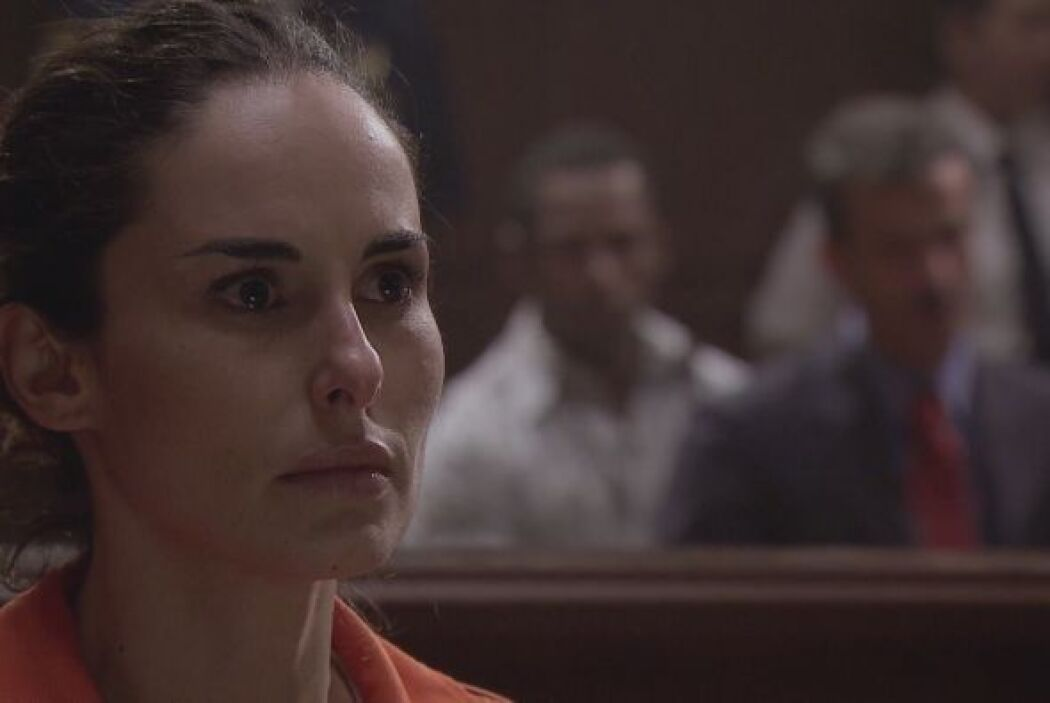 Ante ello Griselda le aseguró al juez que se volverían a ver las caras y...