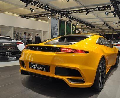Nuevo poder inglésLa firma inglesa Lotus, más asociada por la mayoría de...