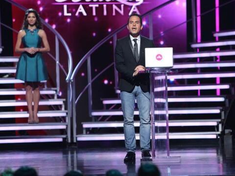Carlos Calderón sacó lo mejor de las bellas durante un not...