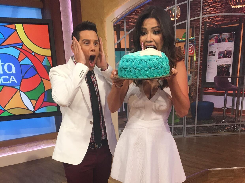 Ana Patricia cumpleaños 29