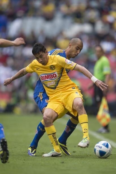 Rubens Sambueza: El mediocampista del América tuvo un muy buen debut con...