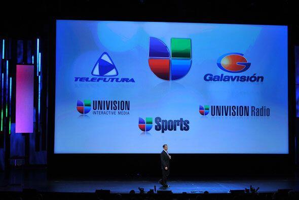 Univision hizo una presentación para mostrar lo nuevo en cada una de sus...