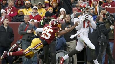 Highlights Semana 11: Tampa Bay Buccaneers vs. Washington Redskins