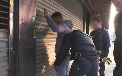 31 personas han sido arrestadas la última semana en operaciones de inmig...