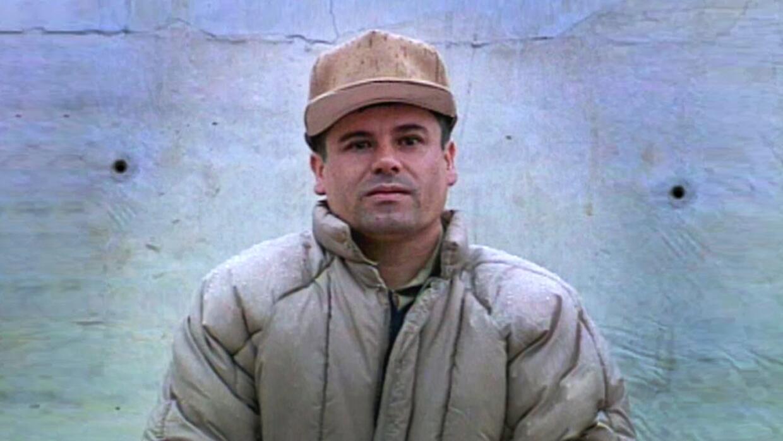 Joaquín Guzmán Loera, alias 'El Chapo' Guzmán