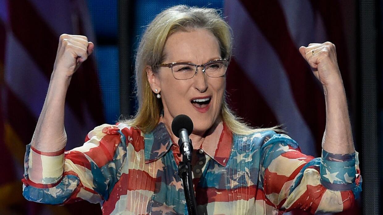 Los artistas que dan la pelea por la candidata Hillary Clinton