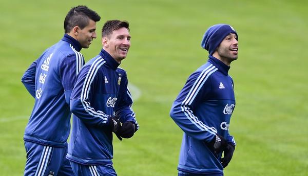 Argentina iniciará la eliminatoria sin Messi