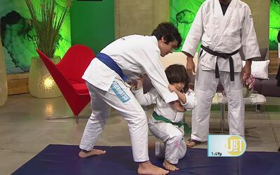 El JuJitsu ayuda a transformar a tus hijos