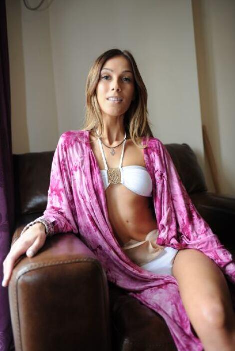 Bethany siempre ha querido ser modelo y saber que tiene una enfermedad n...