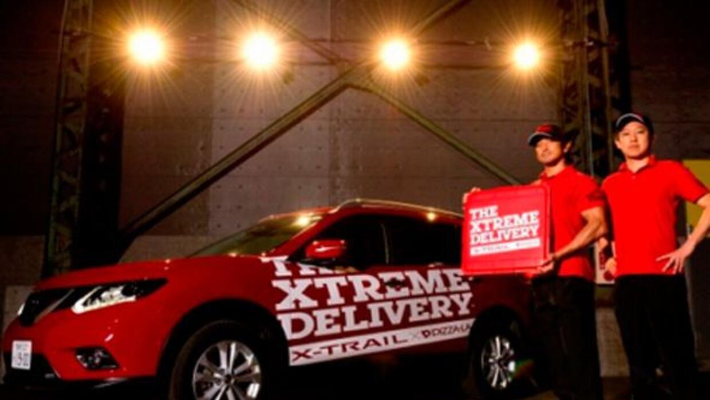 En alianza con Pizza L.A. en Japón, Nissan aceptó el reto de conquistar...