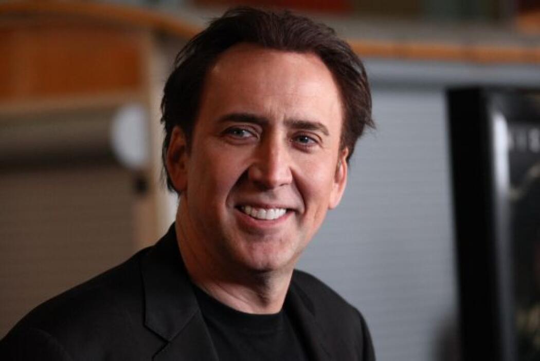 Nicolas Cage consiguió llegar al tope de su carrera en 1995 cuando consi...