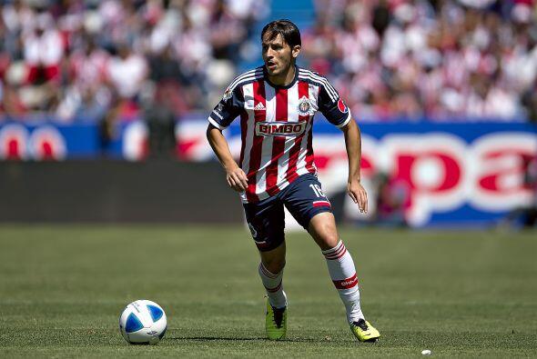 Edgar Iván Solís (7).- Estuvo en la cancha cuando cayeron los goles del...