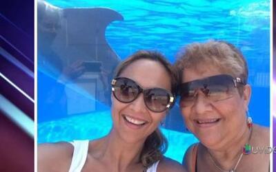 La mamá de Verónica Bastos reveló sus secretitos de niña