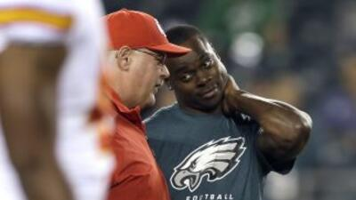 """Jeremy Maclin """"le haría el feo"""" a Chiefs y Jets con tal de quedarse en P..."""