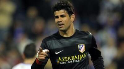 Costa no dudó en hablar maravillas de su compatriota Neymar.