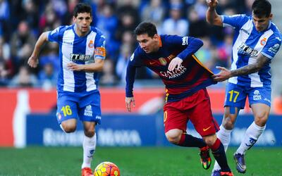 El Barcelona tiene de nieto al Espanyol: lleva 15 clásicos sin perder