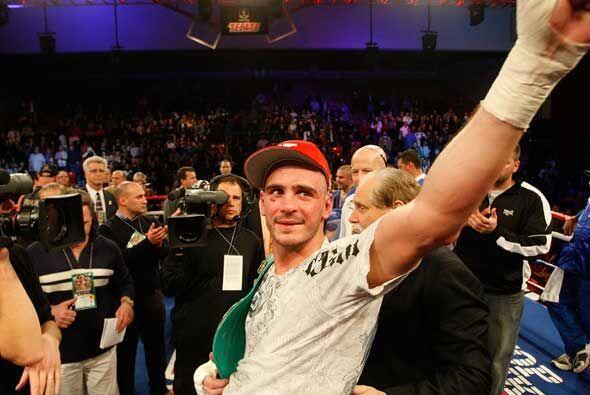 Pavlik ganó su combate 36 con 32 nocauts, a cambio de una derrota.