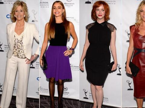 Desde Sofía Vergara hasta Jane Fonda, estas celebridades se est&a...