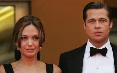 Al fin Angelina Jolie y Brad Pitt se casaron