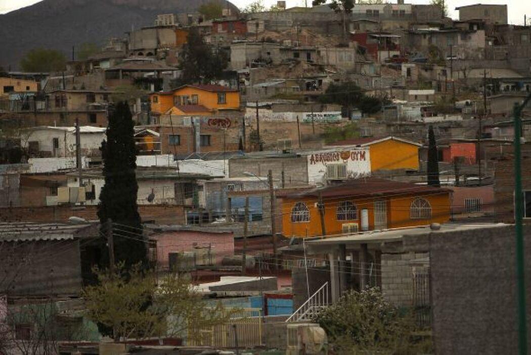 El promedio diario de asesinatos en Ciudad Juárez ronda los diez, convir...