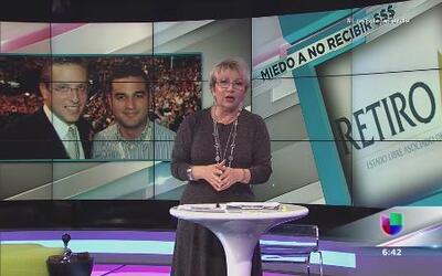Ángela Meyer habla de la crisis de Retiro