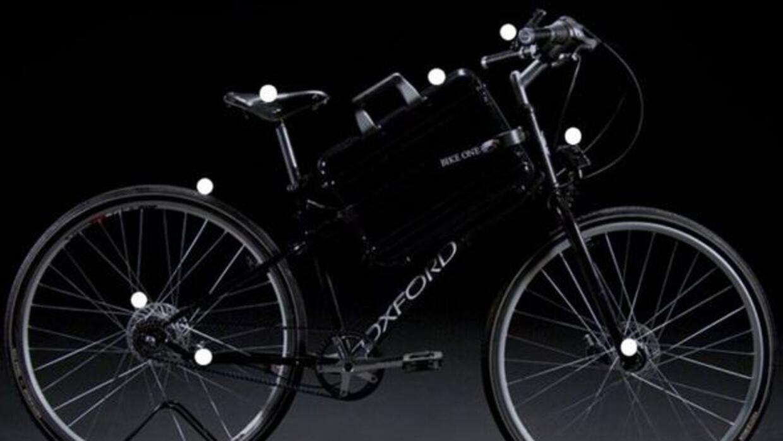 Sólo se fabricaron cuatro ejemplares de la BikeOne. (Foto: Oxford)
