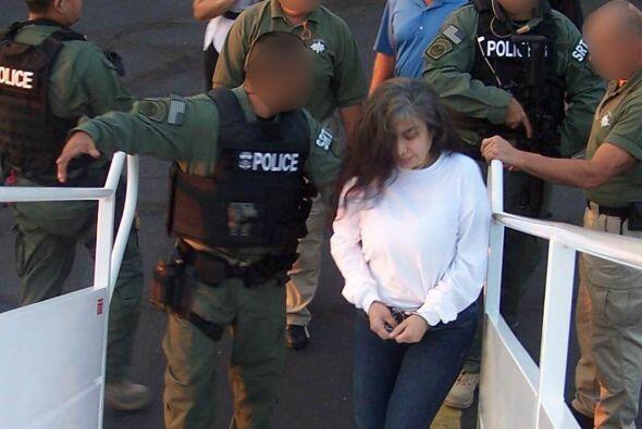 Primero se dijo que sería mandada a un penal femenil de Jalisco p...
