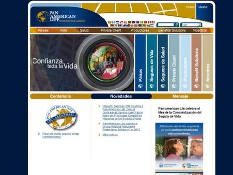 15. Pan-American Life Insurance Group  Ubicación- Nueva Orleans,...