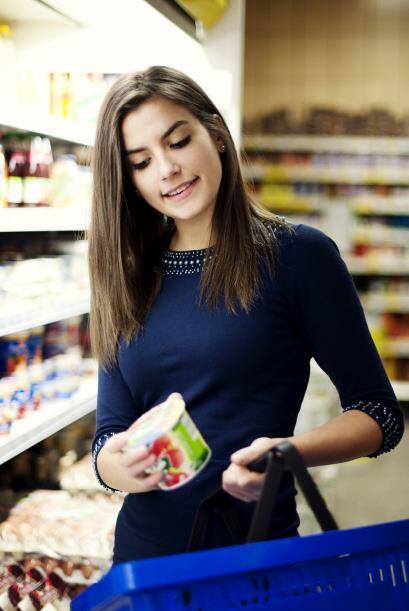 """""""Bajo en grasas o descremado significa sin calorías"""". Muchos productos d..."""