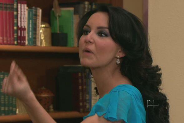 Angelique Boyer fue la encargada de interpretar a la hembra mala. &iques...
