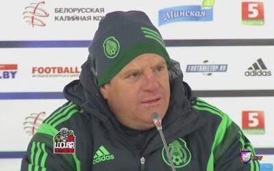 """Miguel Herrera: """"Nos costará arrancar en ritmo en este frío tan extremo"""""""