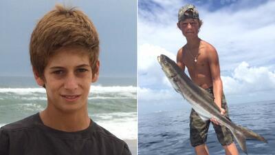 Continúan desaparecidos los dos adolescentes que navegaban la costa de F...
