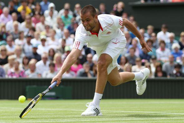 Youzhny, cuyo mejor resultado en un Grand Slam son las semifinales en Es...