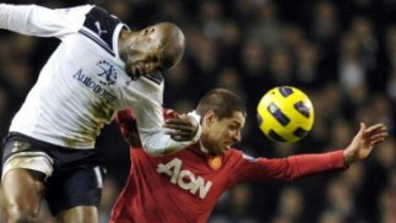 Manchester United tendrá una difícil visita al campo del Tottenham.