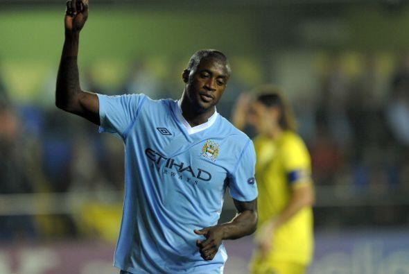El héroe del partido fue Yaya Touré, autor de dos goles.