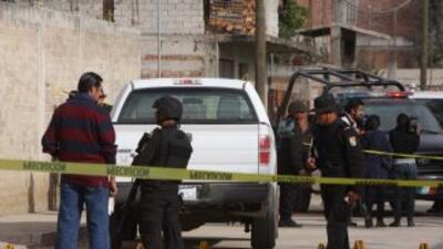 Ocho miembros de una familia, entre ellos tres niños, fueron asesinados...