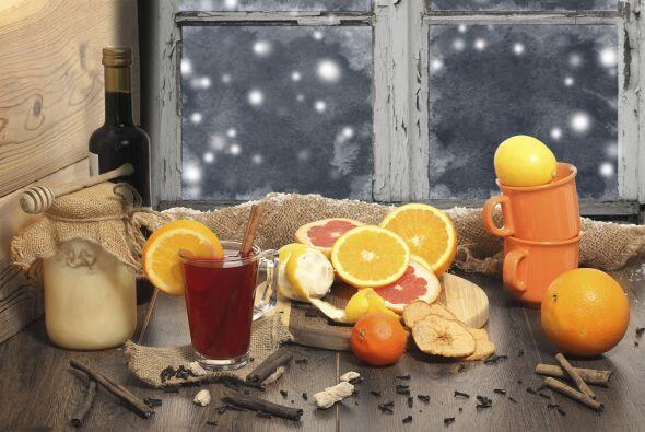 Tip: la vitamina C que se encuentra en frutas y jugos cítricos puede ayu...