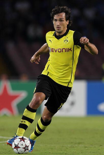 Pero el Dortmund también tuvo una campaña que pocos habr&i...