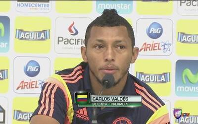 """Carlos Valdés: """"Tenemos que pensar en lo que puede hacer Brasil como equ..."""