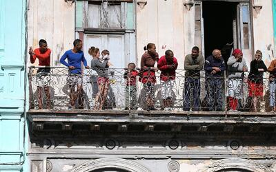 Vivencias periodísticas del equipo de Univisión en La Habana