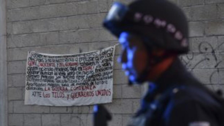 Más policías vinculados con las desapariciones de los estudiantes de Iguala