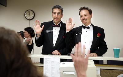 El tabú del matrimonio gay