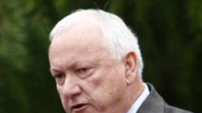 El ex presidente del Senado de Arizona, Russell Pearce, arquitecto de la...