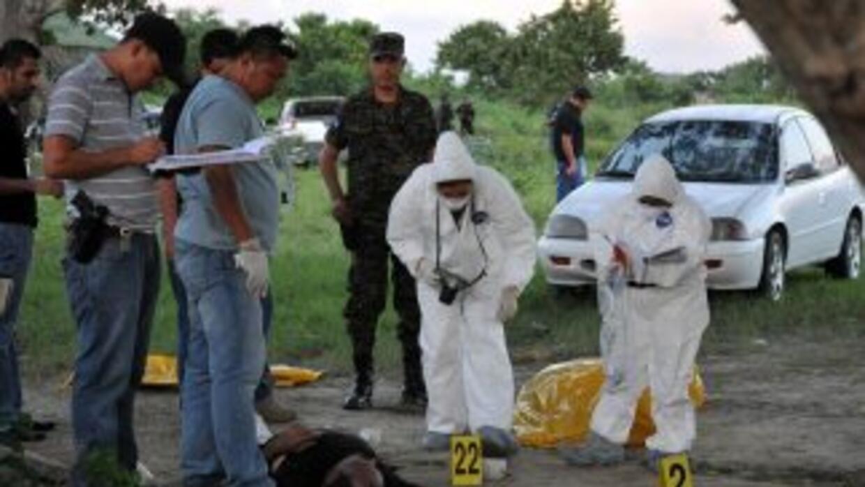 Honduras es uno de los países con más crímenes de la región; los periodi...