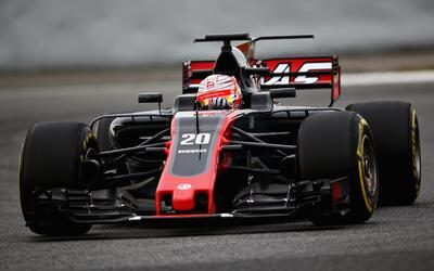 Haas mostró su nuevo sueño americano de Fórmula 1, el VF17