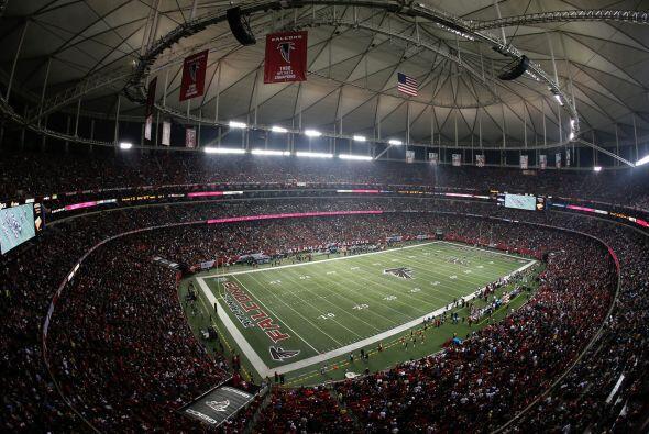 Lunes, Sept. 14 -- Eagles vs. Falcons, Georgia Dome, Atlanta, Ga. (AP-NFL).
