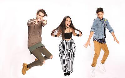 Los chicos de La Banda buscan tu apoyo en los shows en vivo