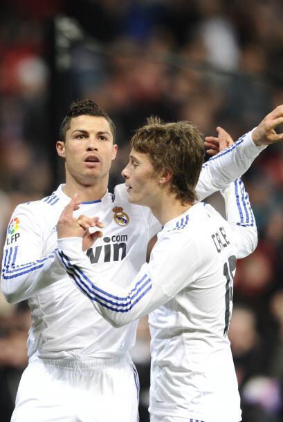 Puede no ser el líder de la Liga española, pero Real Madrid sabe cómo lo...